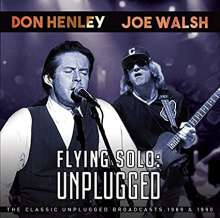 Flying Solo: Unplugged - Broadcasts 1989 - 1990, CD