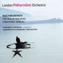 Sergej Rachmaninoff (1873-1943): Die Toteninsel op.29, SACD