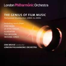 London Philharmonic Orchestra - The Genius of Film Music, 2 CDs