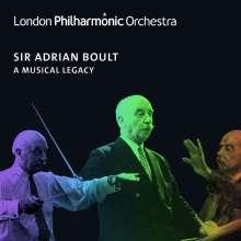 Adrian Boult - A Musical Legacy, 5 CDs