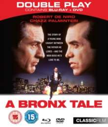 A Bronx Tale (1993) (Blu-ray & DVD) (UK Import), Blu-ray Disc