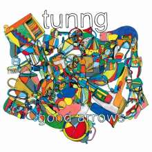 Tunng: Good Arrows (Limited Edition) (Colored Vinyl), LP