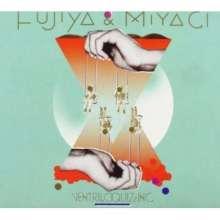 Fujiya & Miyagi: Ventriloquizzing, CD