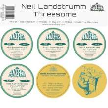 "Neil Landstrumm: Threesome (Re-Issue) (Limited-Edition), 3 Single 12""s"