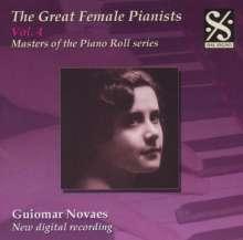Piano Roll Recordings - Guiomar Novaes, CD