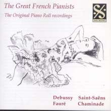 Piano Roll Recordings - The Great French Pianists, CD