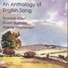 An Anthology of English Song, CD
