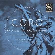 Coro - O Jesu Mi Dulcissime, CD