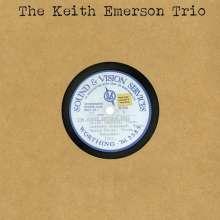 Keith Emerson: The Keith Emerson Trio, CD