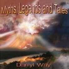Darryl Way: Myths, Legends and Tales, CD