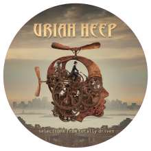 Uriah Heep: Selections From Totally Driven (remastered) (Picture Disc), LP