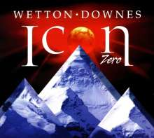iCon (Wetton / Downes): Zero, CD