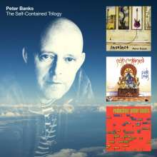 Peter Banks (ex Yes): The Self-Contained Trilogy, 3 CDs