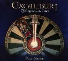 Alan Simon (Rock): Excalibur I: The Legend Of The Celts, CD