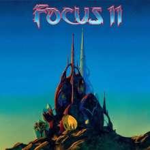 Focus: Focus 11 (180g) (Limited-Edition) (Blue Vinyl), LP