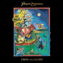 Fairport Convention: Fame And Glory, CD
