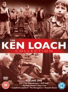 The Ken Loach Collection (UK Import), 8 DVDs