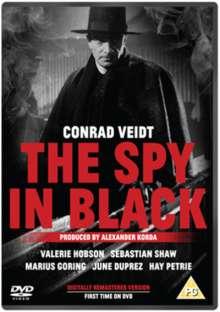 The Spy In Black (1939) (UK Import), DVD