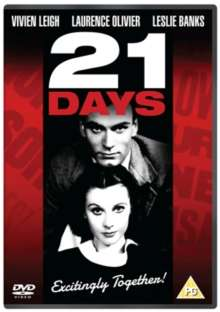 21 Days (1940) (UK Import), DVD