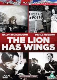 The Lion Has Wings (1939) (UK Import), DVD