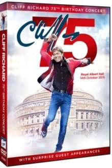 Cliff Richard: 75th Birthday Concert 2015, DVD