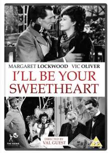 I'll Be Your Sweetheart (UK Import), DVD