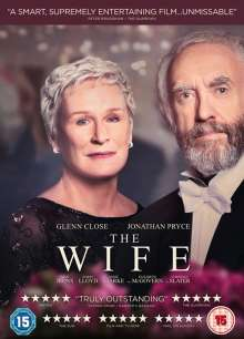 The Wife (2017) (UK Import), DVD