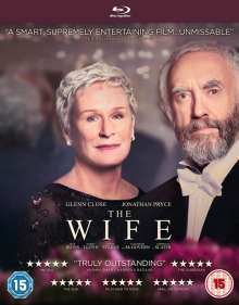 The Wife (2017) (Blu-ray) (UK Import), Blu-ray Disc