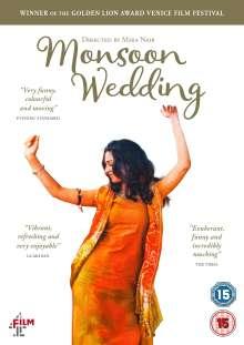 Monsoon Wedding (2001) (UK Import), DVD