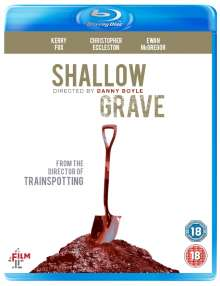 Shallow Grave (1994) (Blu-ray) (UK Import), Blu-ray Disc