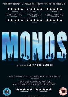 Monos (2019) (UK Import), DVD