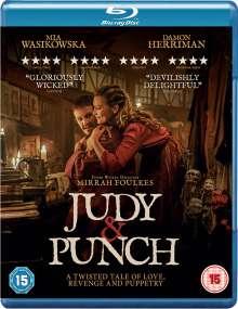Judy & Punch (2019) (Blu-ray) (UK Import), Blu-ray Disc