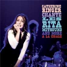 Catherine Ringer: Chante Les Rita Mitsouko: Live 2008, CD