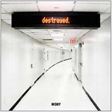 Moby: Destroyed, CD