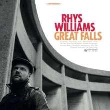 Rhys Williams: Great Falls, CD