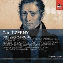 Carl Czerny (1791-1857): Klavierwerke Vol.1, CD
