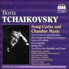 Boris Tschaikowsky (1925-1996): Liederzyklen, CD