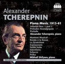 Alexander Tscherepnin (1899-1977): Klavierwerke 1913-1961, CD