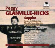 Peggy Glanville-Hicks (1912-1990): Sappho, 2 CDs
