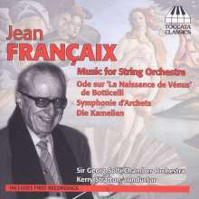 Jean Francaix (1912-1997): Symphonie für  Streicher (1948), CD