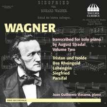 Richard Wagner (1813-1883): Klaviertranskriptionen Vol.2, CD
