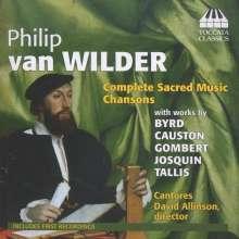 Philip van Wilder (1500-1554): Sämtliche geistliche Werke, CD