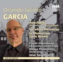 Orlando Jacinto Garcia (geb. 1954): Orchesterwerke Vol.1, CD