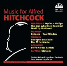Danish National Symphony Orchestra - Music for Alfred Hitchcock, CD
