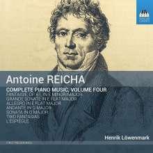 Anton Reicha (1770-1836): Sämtliche Klavierwerke Vol.4, CD