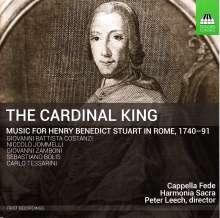 The Cardinal King, CD
