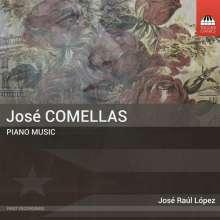 Jose Comellas (1842-1888): Klavierwerke, CD
