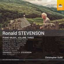 Ronald Stevenson (1928-2015): Klavierwerke Vol.3, CD