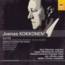 Joonas Kokkonen (1921-1996): Requiem, CD