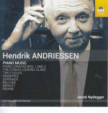 Hendrik Andriessen (1892-1981): Klavierwerke, CD